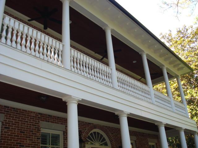 Buckhead Low Country Recreation traditional-porch