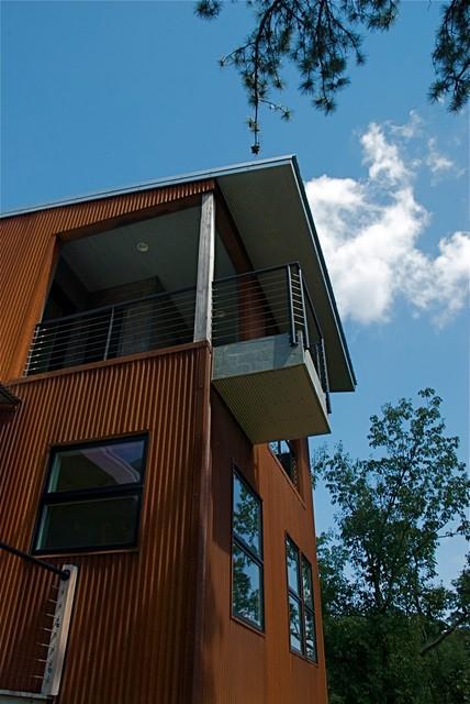 Burgins Ridge - New Residence contemporary-porch