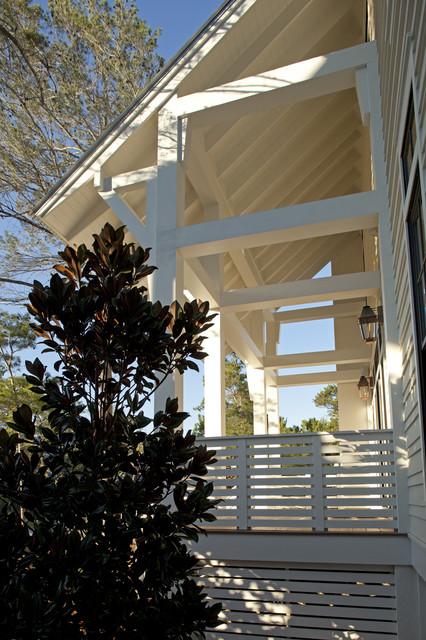 Burt Residence porch