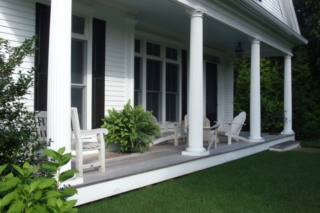 Cape cod renovation for Cape cod porch