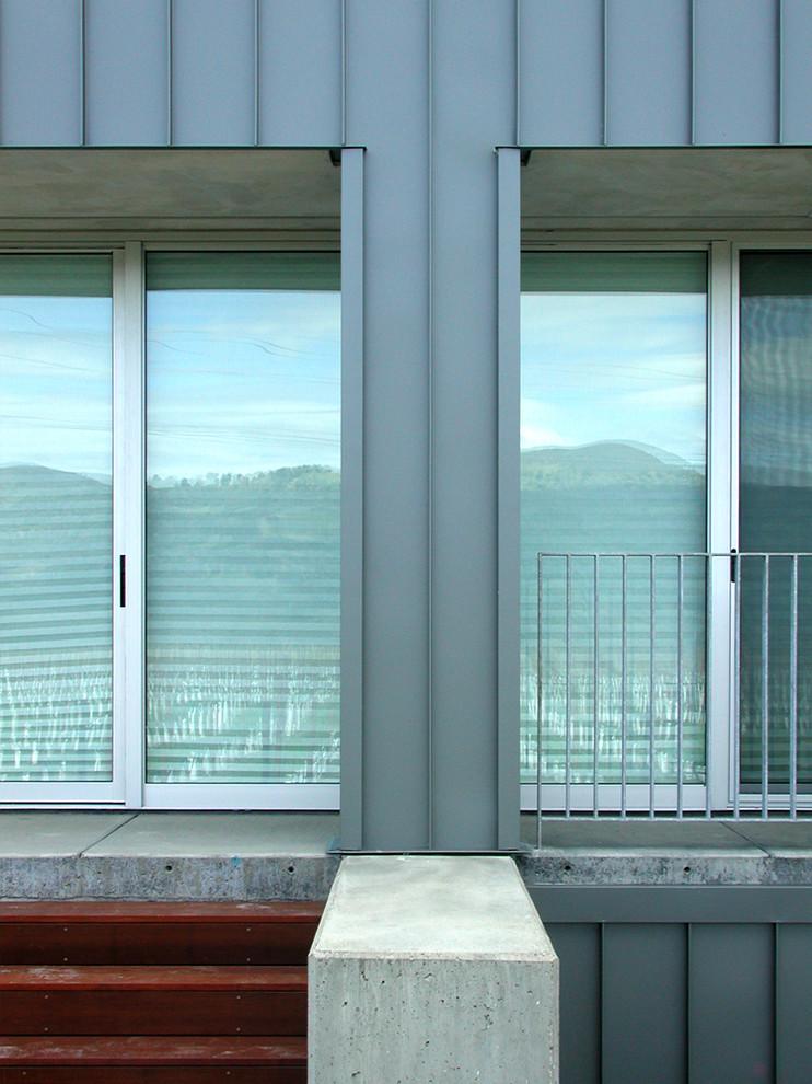 Caretaker Residence - Industrial - Porch - San Francisco ...