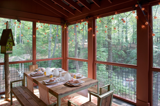 Superieur Carolina Jessamine Cabin | Pine Mountain, Georgia Rustic Porch