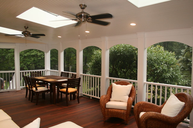 Case Design/Remodeling, Inc. traditional-porch