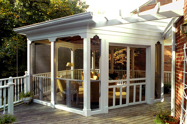 Case Design/Remodeling, Inc. traditional porch