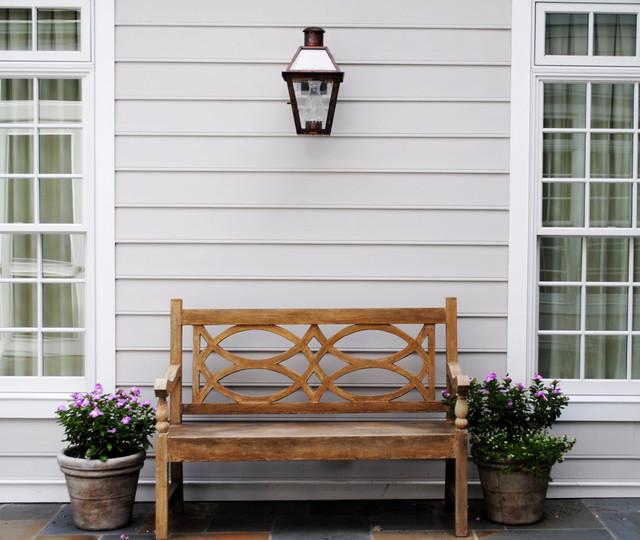Laurel Hill traditional-porch