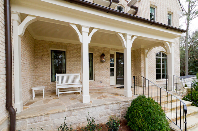 Chastain Custom Build Traditional Porch Atlanta By