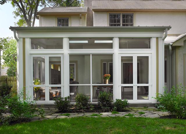 All Sliding Doors On Rear Of House Gardenweb Frameless