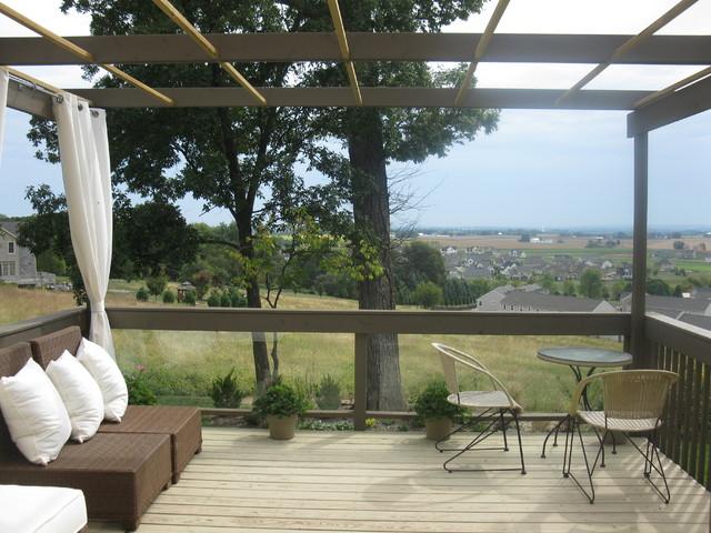 Classic Interior & Exterior Design contemporary-porch