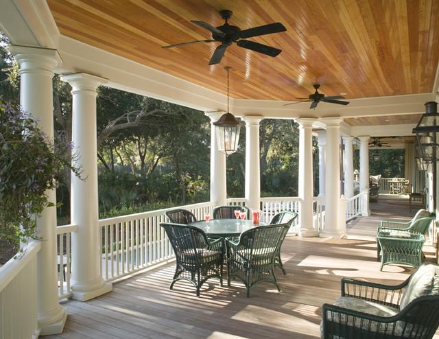 Clic Southern Shingle Style Home On