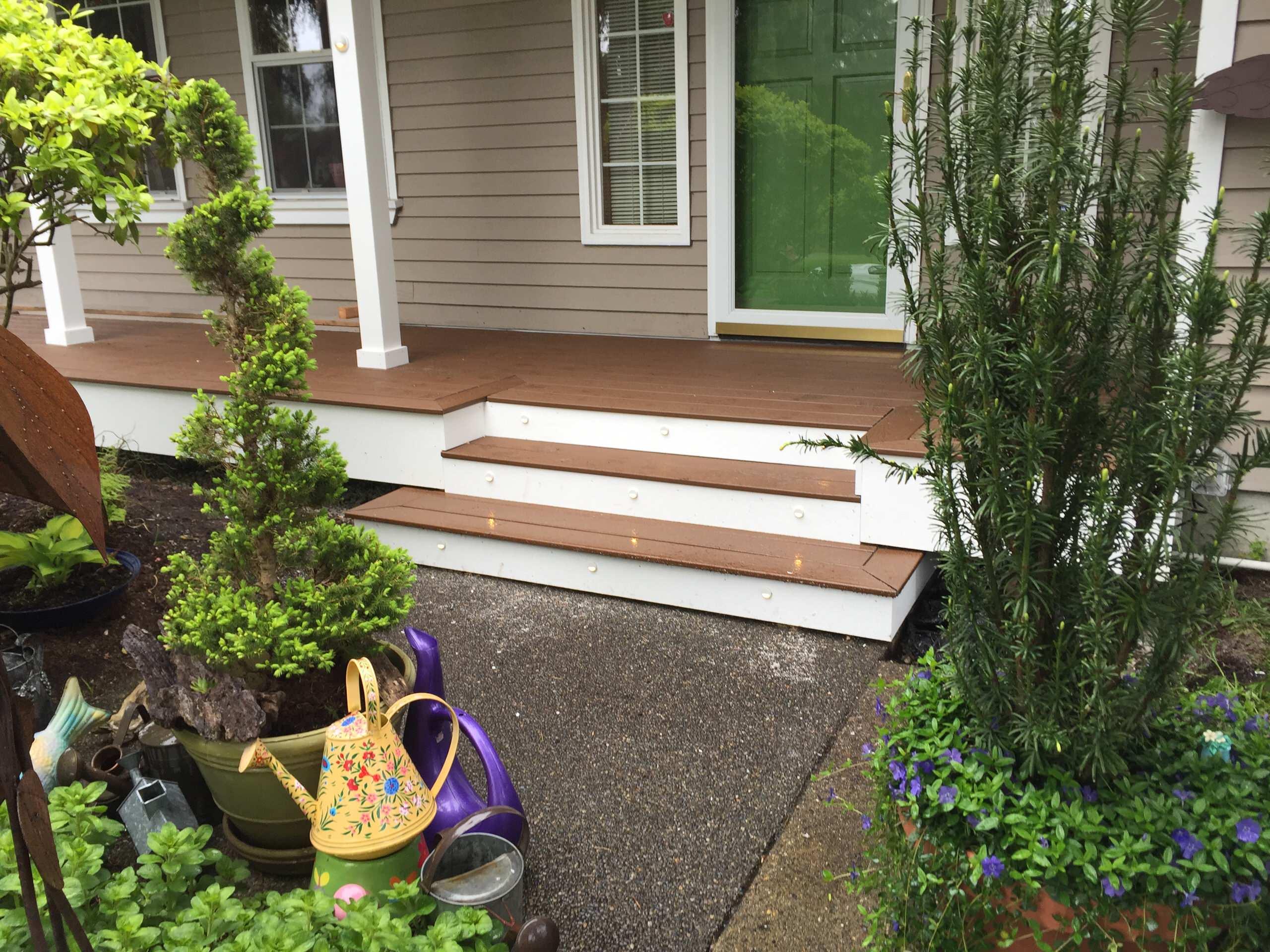 Classic Summer Porch