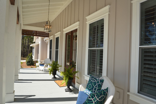 curb appeal shutters on windows