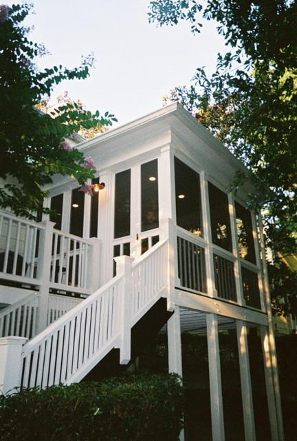 Collier Residence traditional-porch