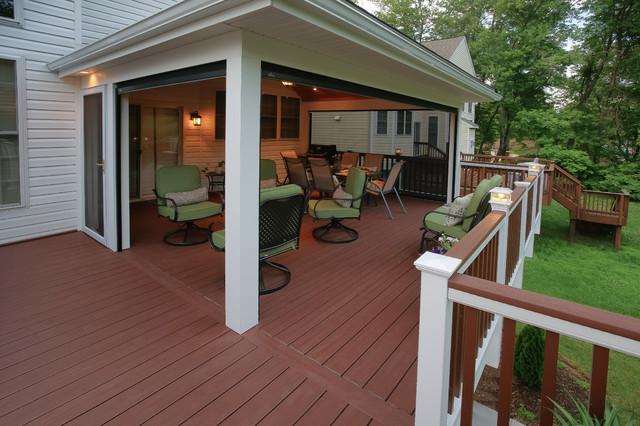 Columbia MAS traditional-porch