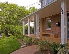 Contemporary Front Porch – Bethesda, MD contemporary-porch