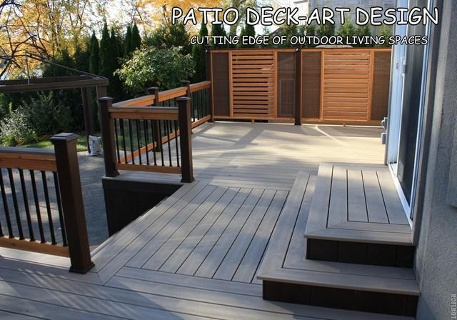 patio deck art decks patios outdoor enclosures