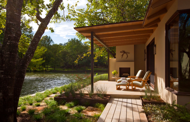 house with porch cove house modern porch austin by furman keil architects 5843