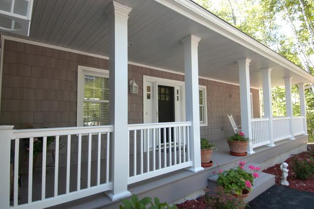 Craftsman Cottage craftsman-porch