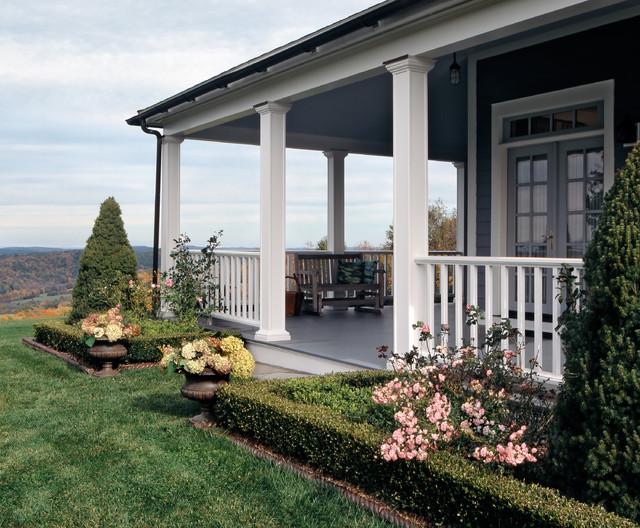 Crisp Architects traditional-porch