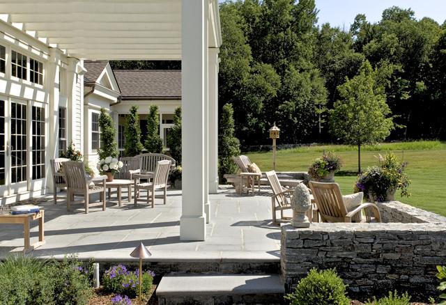 Crisp Architects farmhouse-porch