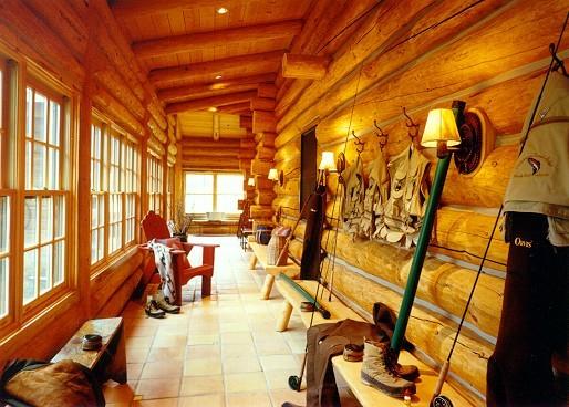 Custom Design (Woody Creek) traditional-porch