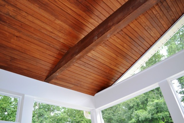 Custom Home Build - Glen Mills, PA traditional-porch