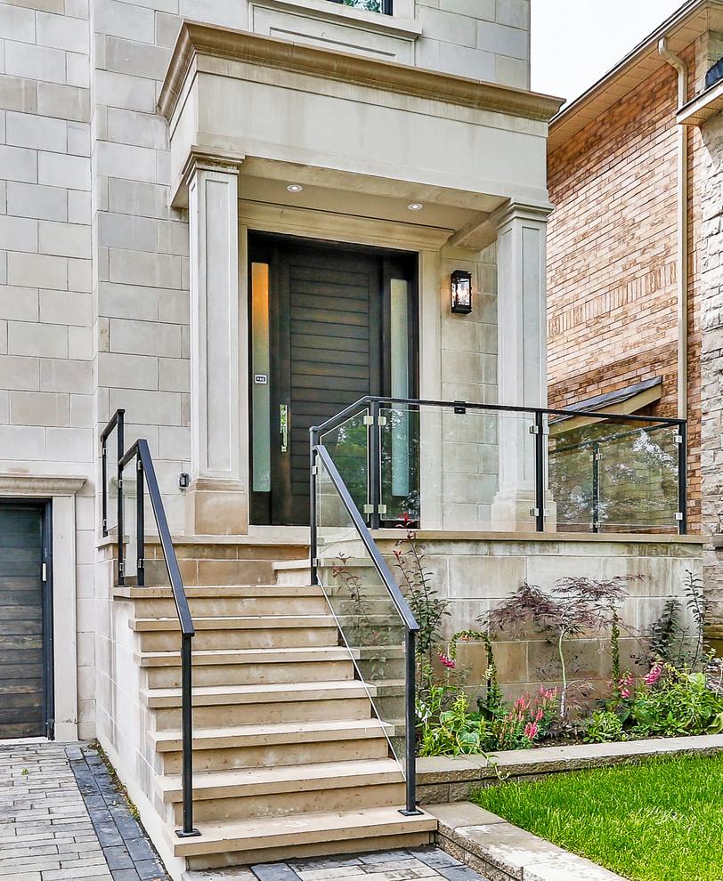 Custom Home Designs Toronto: Contemporary