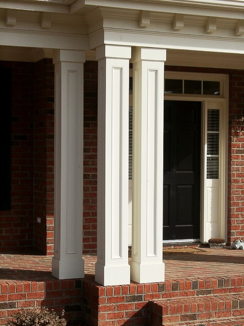 Custom Porch Columns Traditional Porch Other Metro