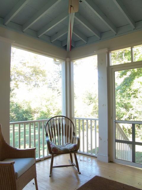 Decatur Bungalow Remodel traditional-porch