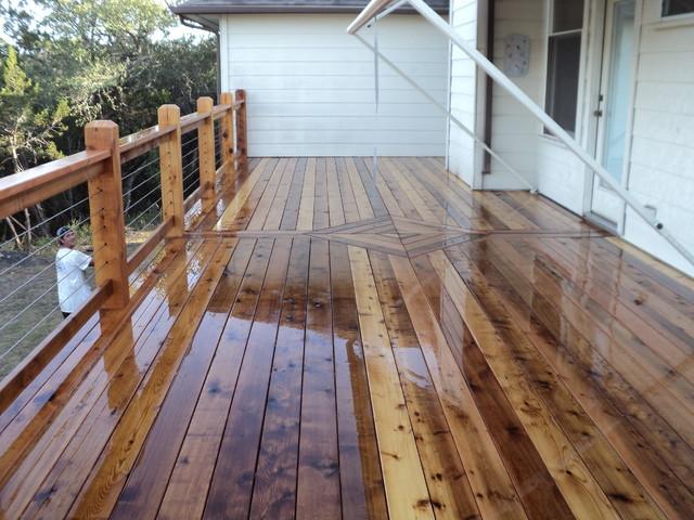 Decks by Centex Decks traditional-porch