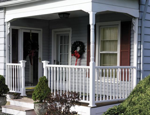 Decks Porches Patios Traditional Porch Cleveland