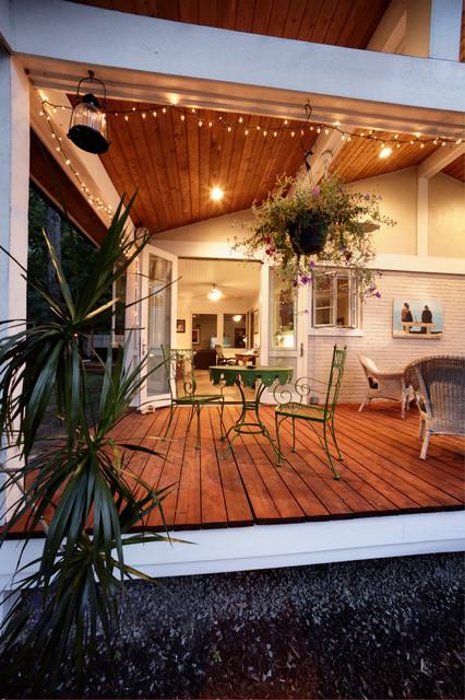 Decks/Porches contemporary-porch