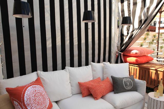 Dershowitz Backyard eclectic-porch