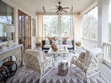 Photo Flip: Hang On to Summer With These 50 Porch Swing Views (50 photos)