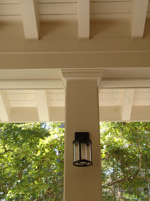 Druid Hills Screened Porch Addition traditional-porch