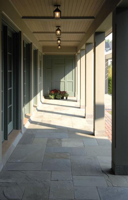 Edina Residence traditional-porch