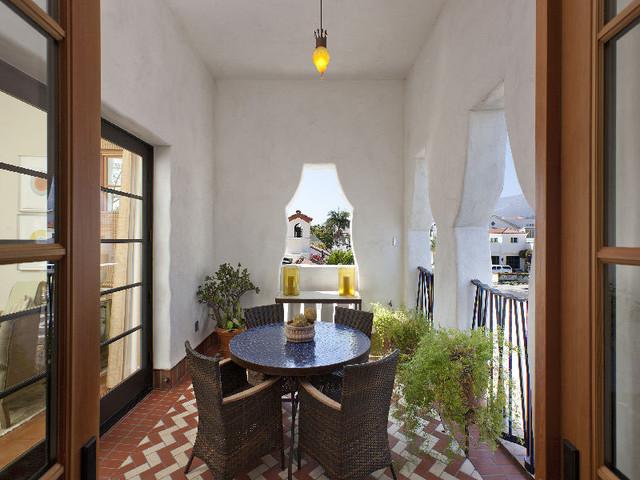 El Anduluz Condominiums Unit D Santa Barbara Ca