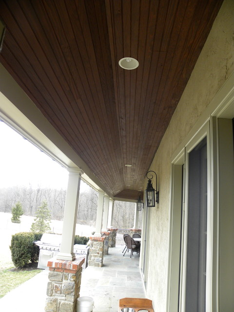 Exceptional Spaces traditional-porch