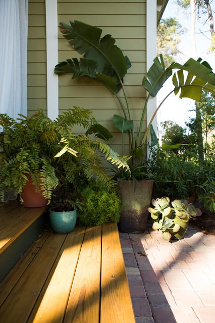 Exterior contemporary-porch