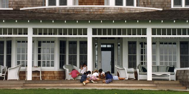 Exterior beach-style-porch