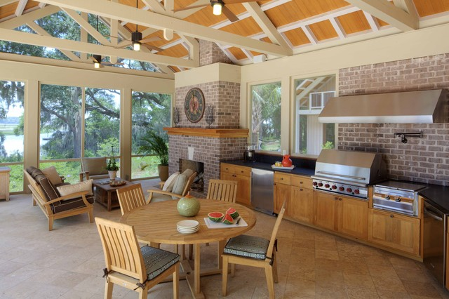 Design Your Perfect Outdoor Kitchen