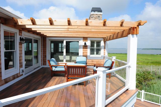 Exterior - porch beach-style-porch