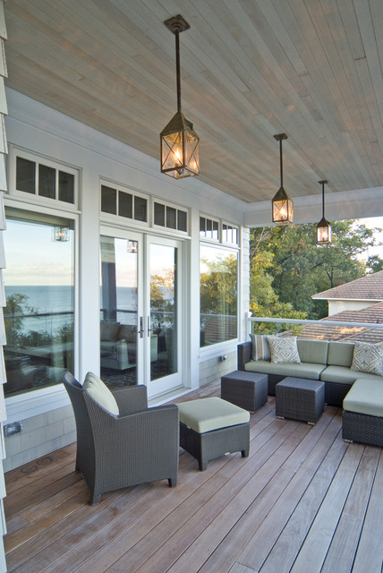 Exterior Porch Lighting Traditional Milwaukee By