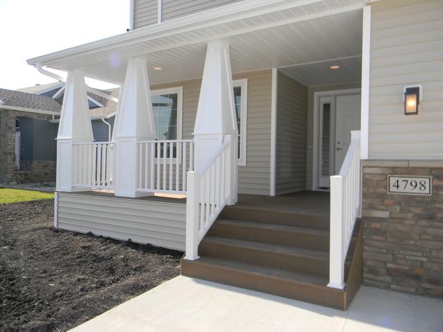 Exteriors traditional-porch
