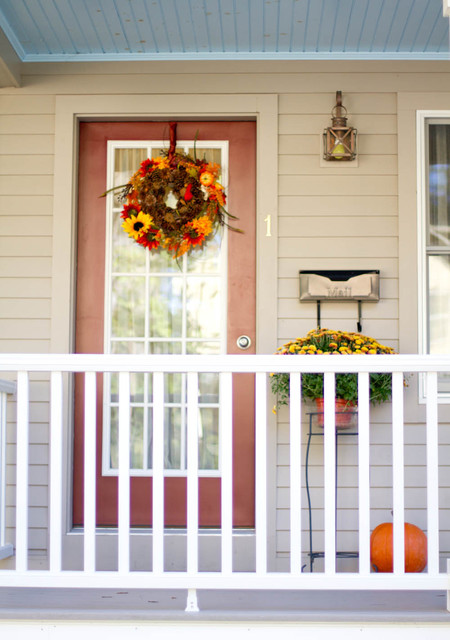 Fall Style porch