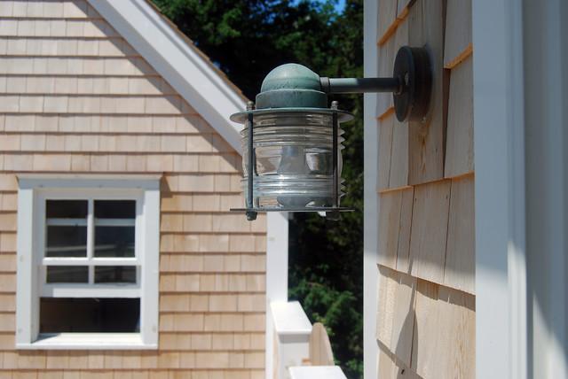 Farm House in Cape Cod National Seashore farmhouse-porch
