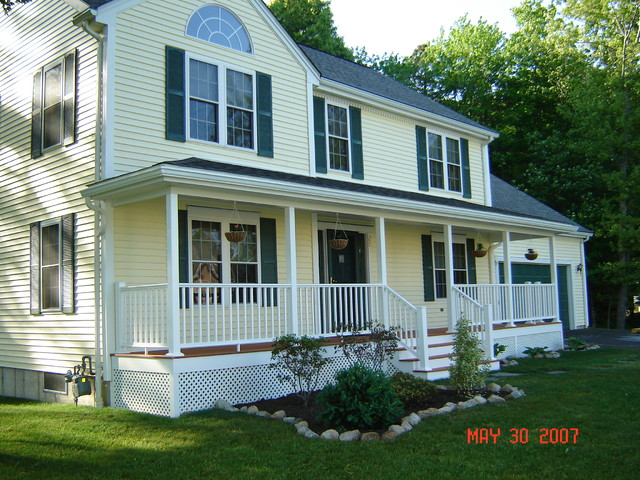 Farmer 39 S Porch Before After Porch Providence By Care