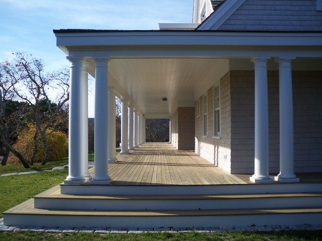Farmer 39 S Porch Traditional Porch Other Metro By