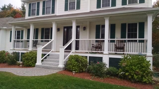 Farmers porch for Farmers porch plans
