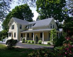 Farmhouse farmhouse-porch