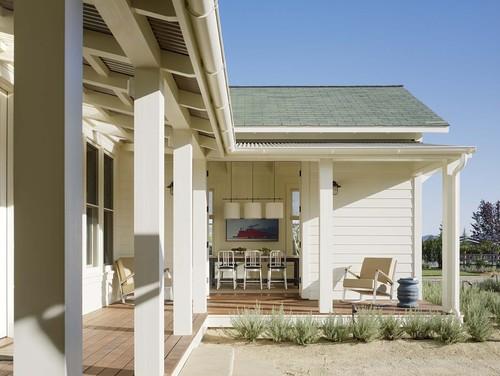 JMA eclectic porch
